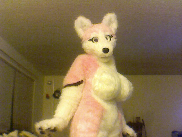Sexy female fursuits