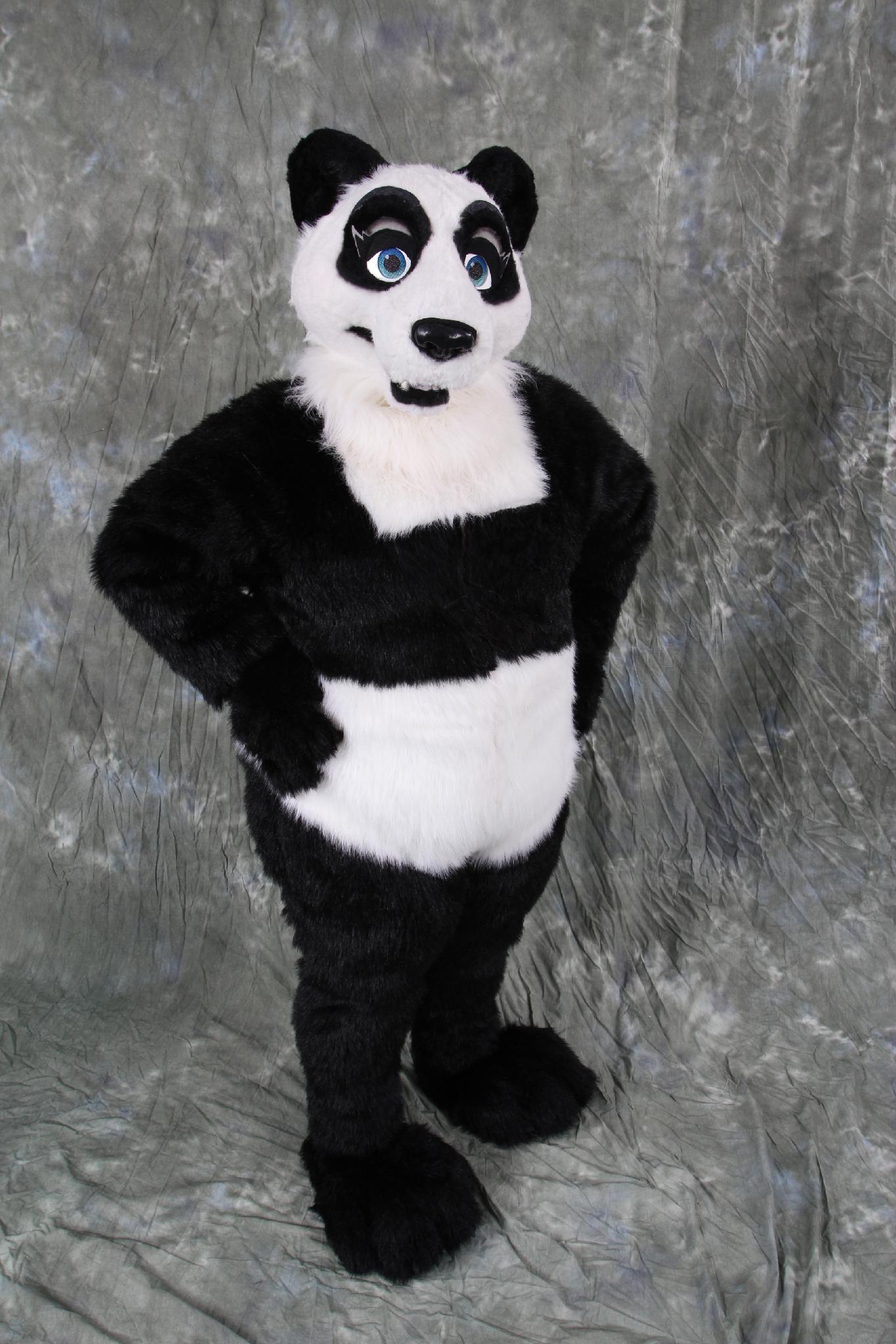 Fursuit Panda the fursuit database